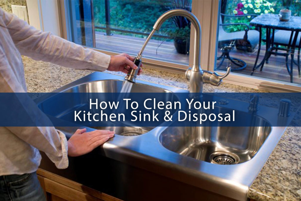 how to clean your kitchen sink disposal abm custom homes