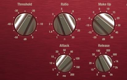 Den Kompressor einstellen für die E-Gitarre!
