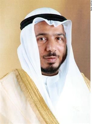 IICO chairman and Advisor at the Amiri Diwan Dr. Abdullah Al-Maatouq