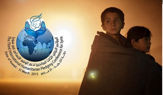 The Third International Humanitarian Pledging Conference for Syria (Kuwait III)