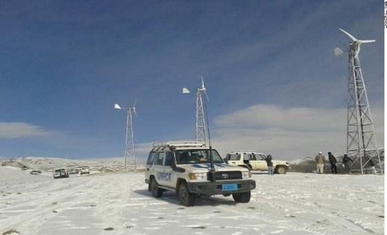 Bamyan in Afghanistan