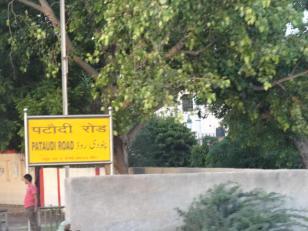 Pataudi Road