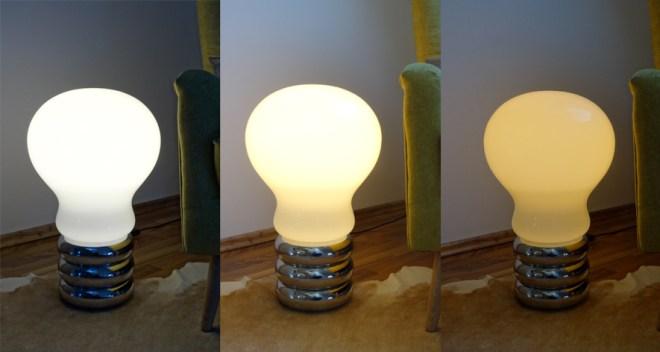 Licht-LED-dimmen-dreistufig
