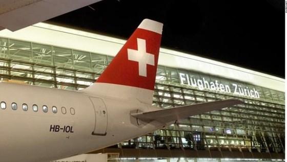 Swiss - Zurich Airport