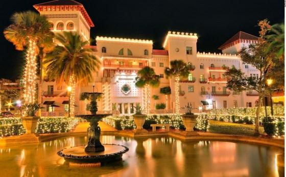 Os Grandiosos Hotéis da Flórida