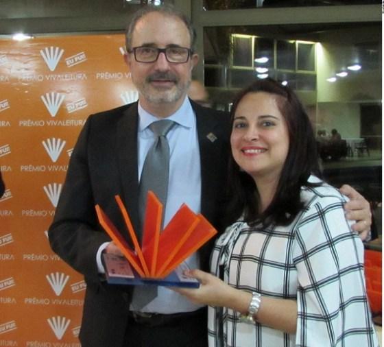 Andreia Donadon Leal e José Castilho Marques