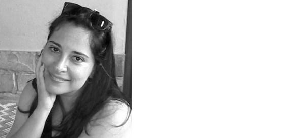 Escritora Andreia Donadon Leal