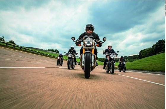 Motos Clássicas Triumph
