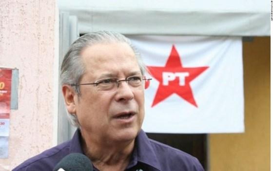 Deputado cassado José Dirceu