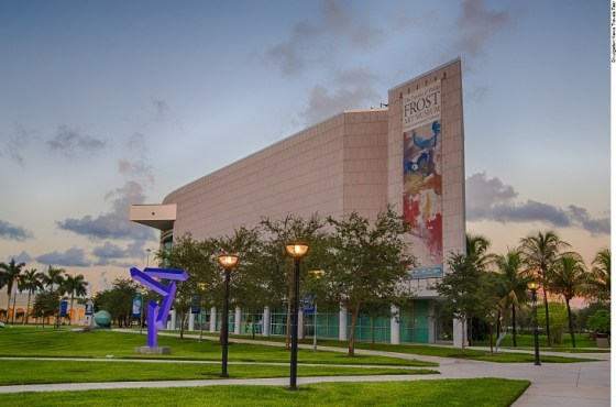 The Patricia & Phillip Frost Art Museum FIU