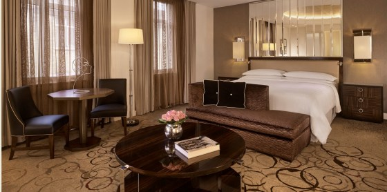 Art Deco Suite, Sheraton Grand London Park Lane
