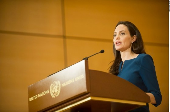 Speech by Angelina Jolie 'In Defense of Internationalism'