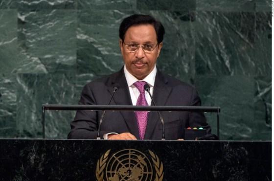 Prime Minister Sheikh Jaber Al-Mubarak Al-Hamad Al Sabah of the State of Kuwait
