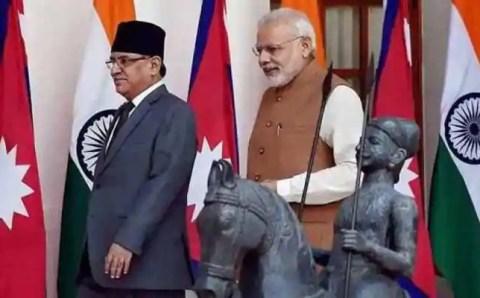 भारत के लिए नेपाल में चीन के बढ़ते आकार एक समस्या बनी हुई है