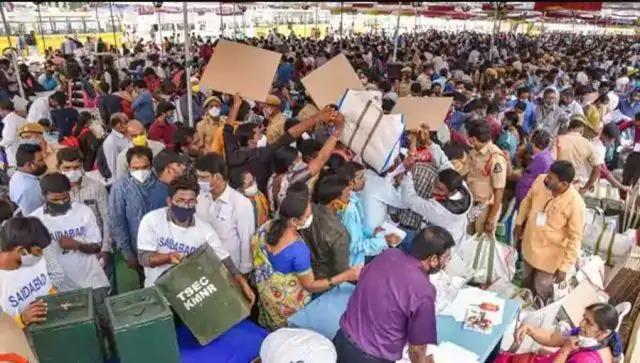 Hyderabad GHMC Election Results 2020 Updates:  टीआरएस ने 'अप्रत्याशित' परिणामों के बावजूद हैदराबाद नागरिक निकाय के लिए अपनी बढ़त को  बरकरार रखा; बीजेपी ने खोई 'नैतिक जीत'