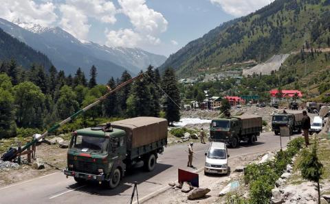 भारतीय सैनिक ने चीन को पीपुल्स लिबरेशन आर्मी के एक सैनिक को ग्रिफ्तारी के 3 दिन बाद वापस भेज दिया