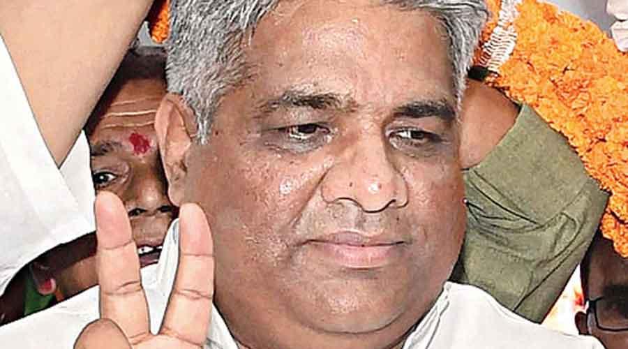 भाजपा ने 15 जनवरी के बाद राजद को विभाजित करने की धमकी दी