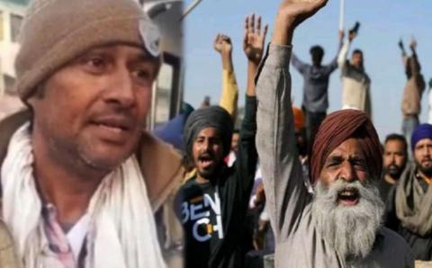 दिल्ली के पास टिकरी बॉर्डर पर 'जहर' खाकर किसान ने दी अपनी जान