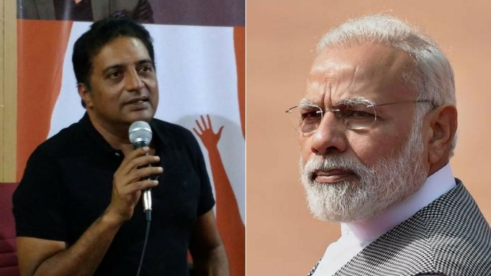 पीएम मोदी के चाय वाले भाषण पर प्रकाश राज ने साधा निशाना