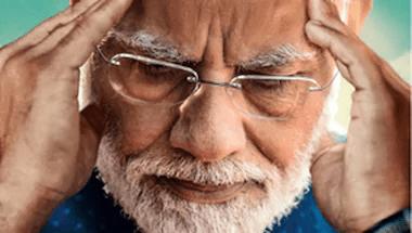 कांग्रेस  की रणनीति से घबरा रही बीजेपी