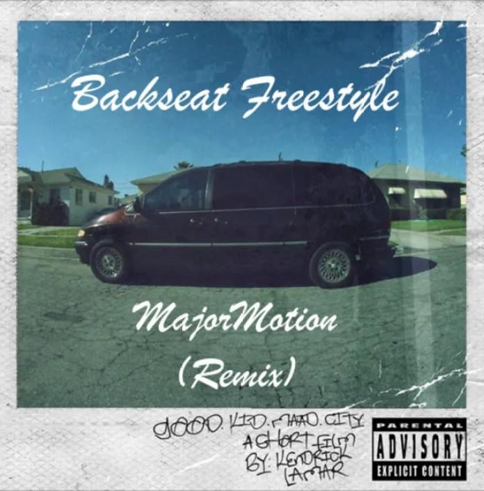 Kendrick Lamar m.A.A.d city Song Lyrics