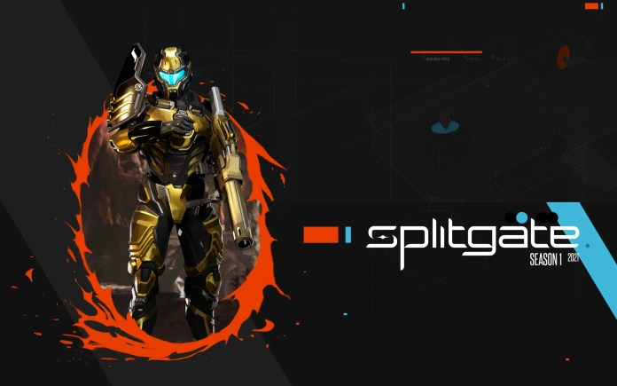 Splitgate Update 1.07 Patch Notes on Sept. 28