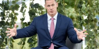 WWE News John Cena will be the US Presidential candidate in his upcoming film