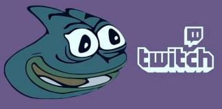 twitch chat Pepega