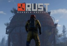 Rust Console Update 1.09 Patch Notes