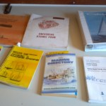 Manuals for all boat equipment
