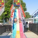 The BIG slide!