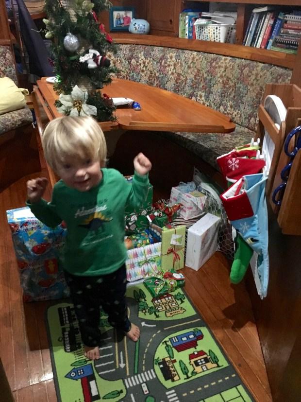 Santa found Astraea!