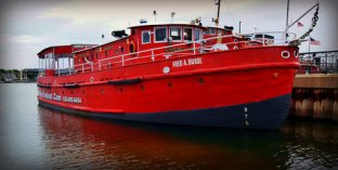 Fred A. Busse Fireboat