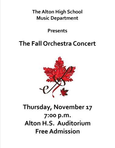 ahs-fall-orchestra-concert-flier