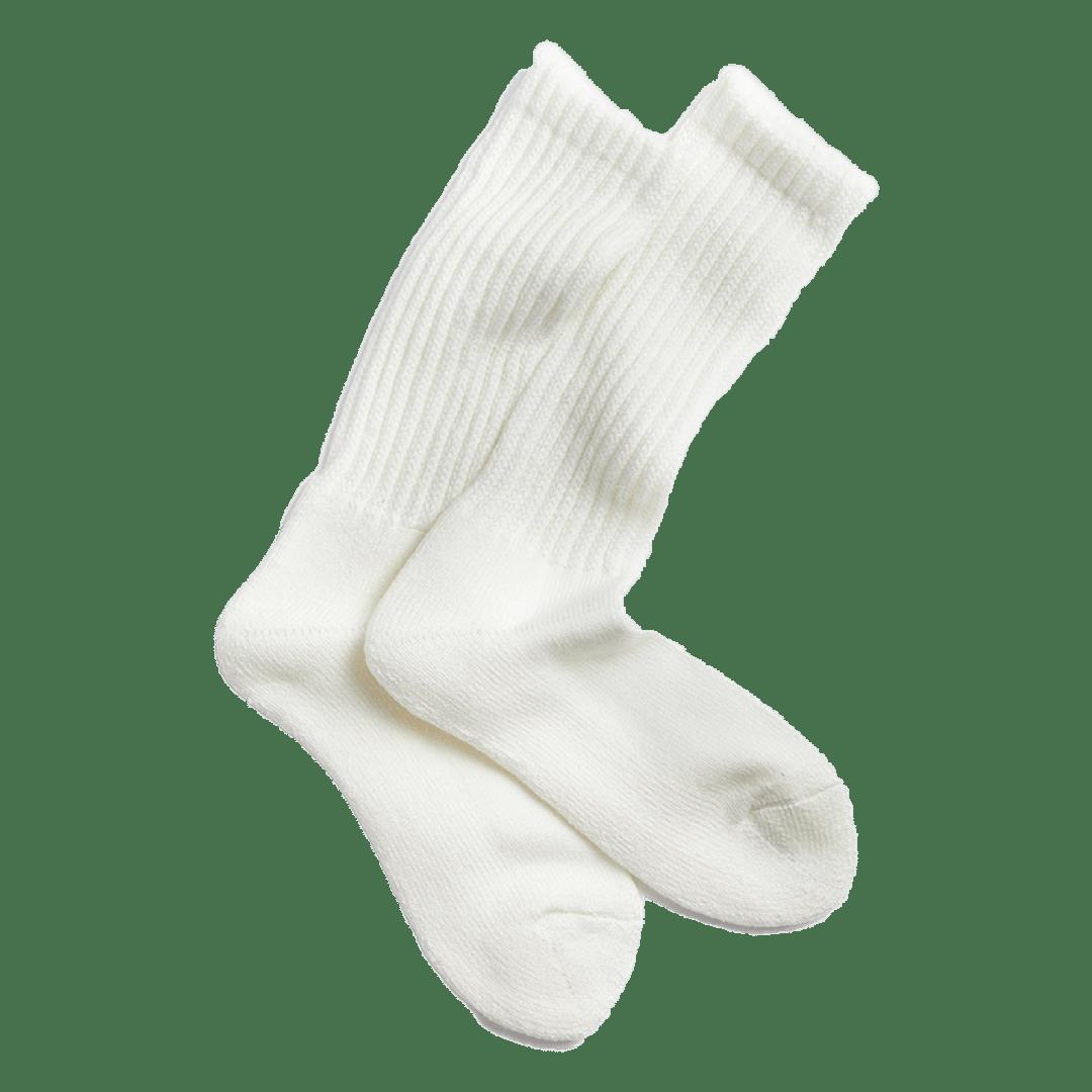 Rototo Pile Sock white