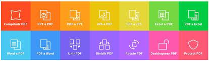 El tratamiento y firma digital de escritos y documentos jurídicos: SmallPDF, la herramienta definitiva.