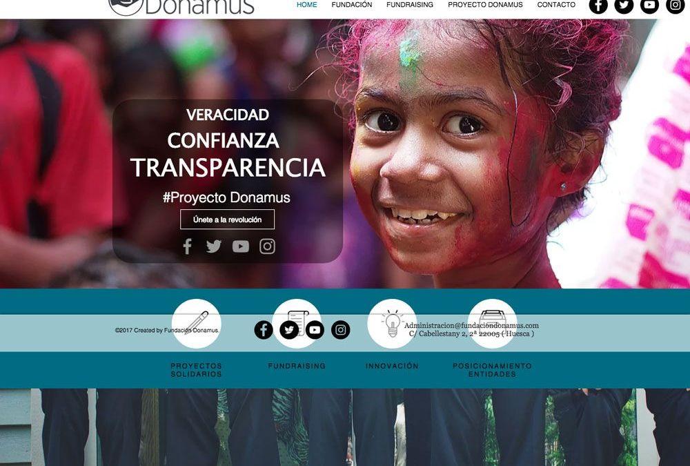 Fundación Donamus, una ayuda para los proyectos de las ONGS