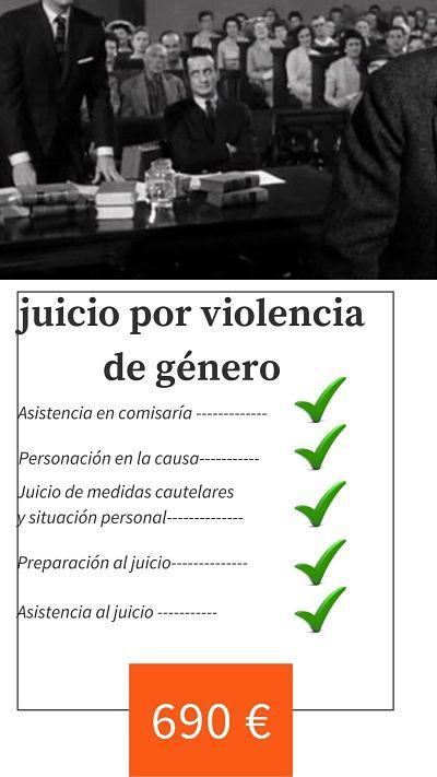 precio violencia de genero
