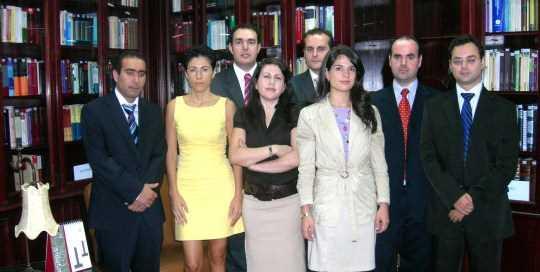Bufete de abogados en Villavendimio Servicios de Abogados