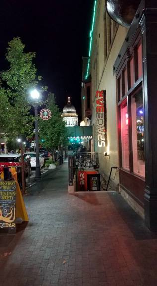 Spacebar Boise