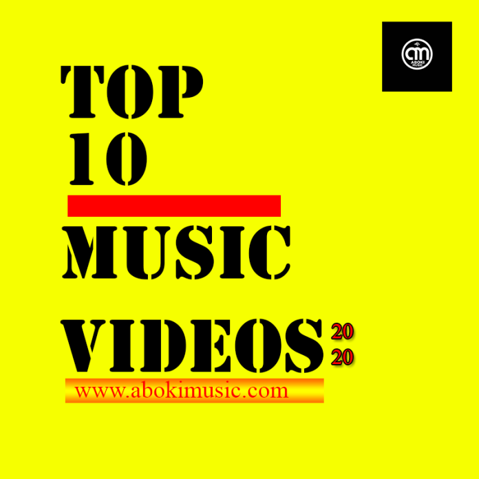 Top 10 Hottest Music Videos 2020