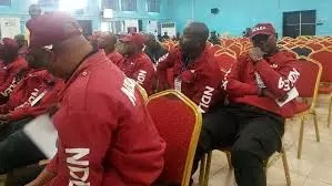 newly recruited people for NDLEA
