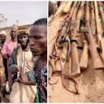 Youths Intercepts 25 Gunmen in Oyo