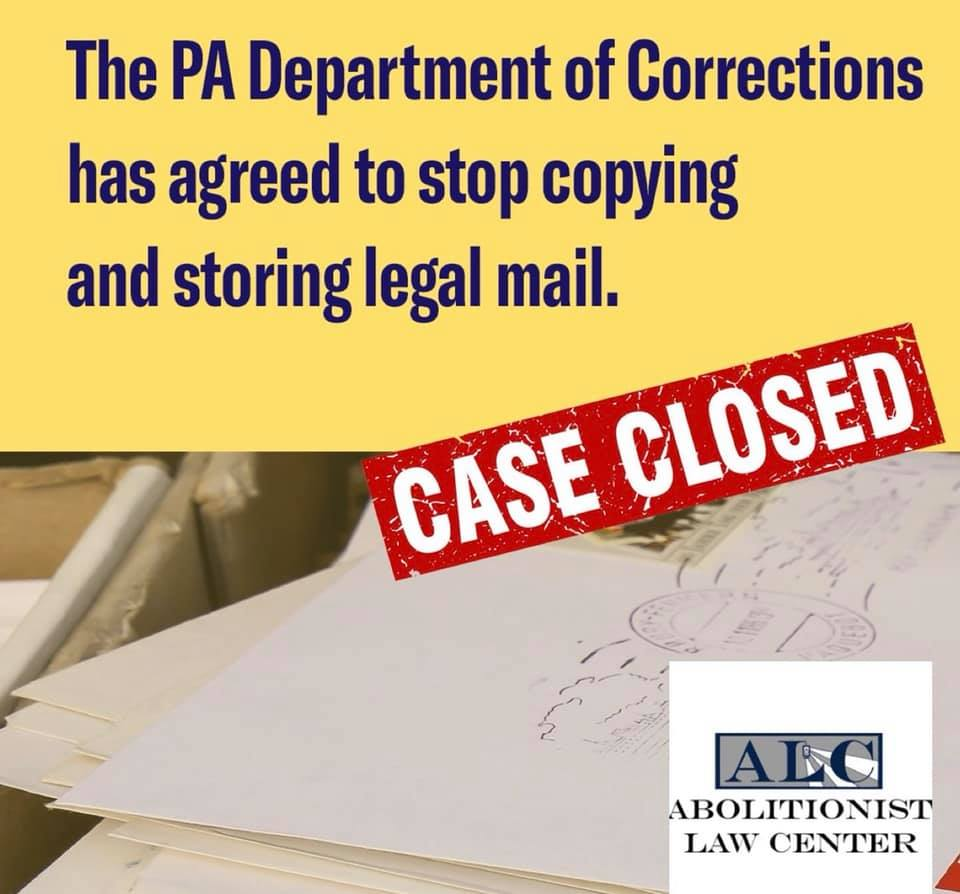 Civil Rights Advocates Settle Lawsuit With PA Department of