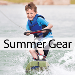 Summer Watersports Equipment
