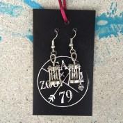 corkscrew earrings