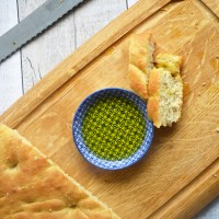 Sun-dried Tomato and Olive Focaccia