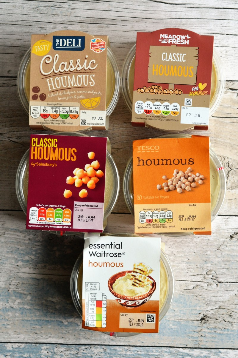 The Taste Test: Houmous