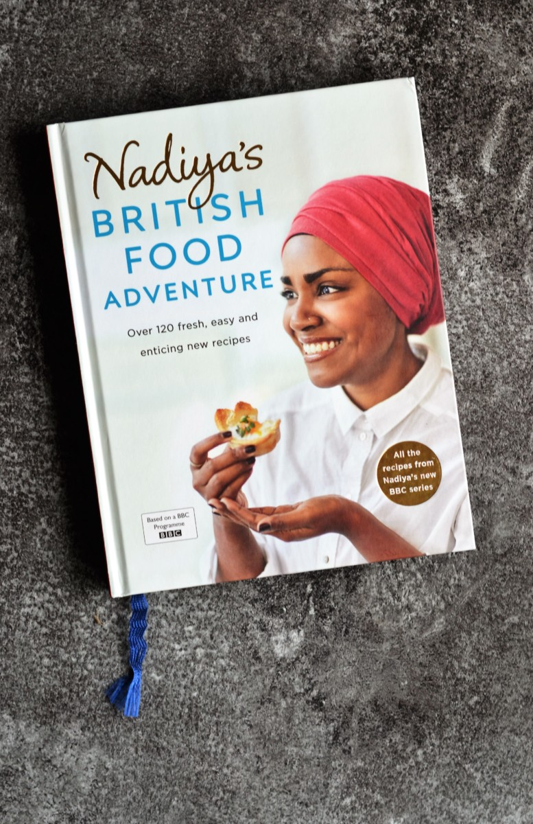 Review: Nadiya's British Food Adventure, by Nadiya Hussain