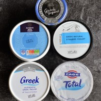 The Taste Test: Greek Yoghurt